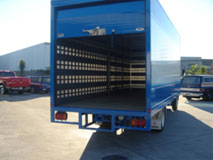 Rollax - truck roller door from Boss Motorbodies